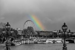 Arc-En-Ciel a Paris
