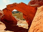 Arc, Valley of fire