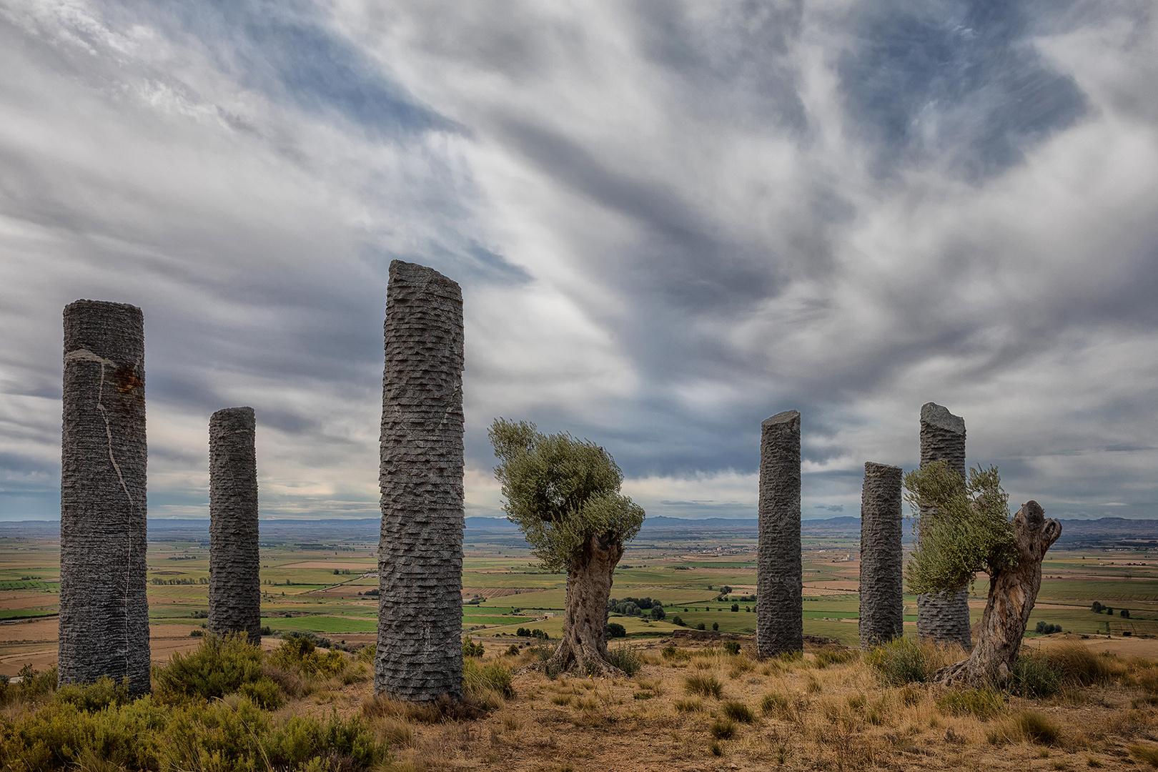 Archäologie des existierenden Lebens