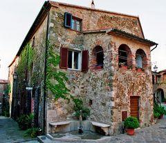 Archaische Toskana