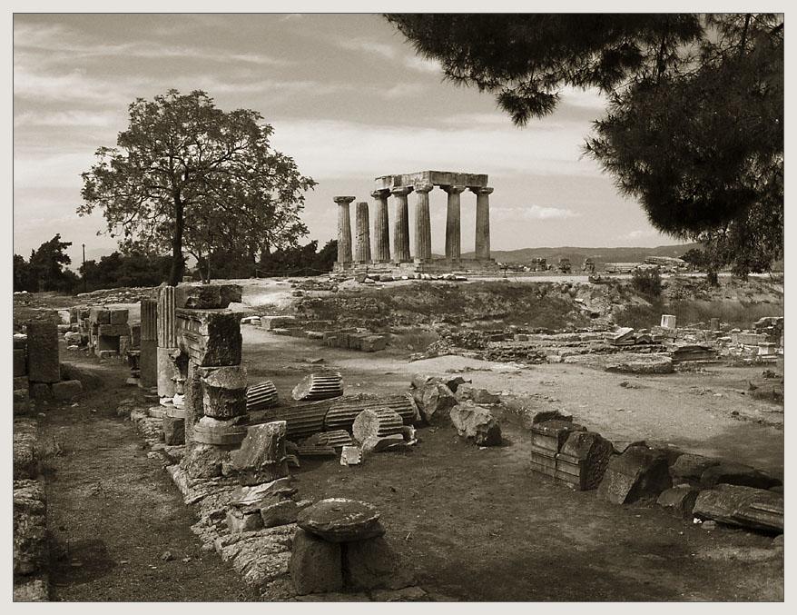 Archea Korinthos