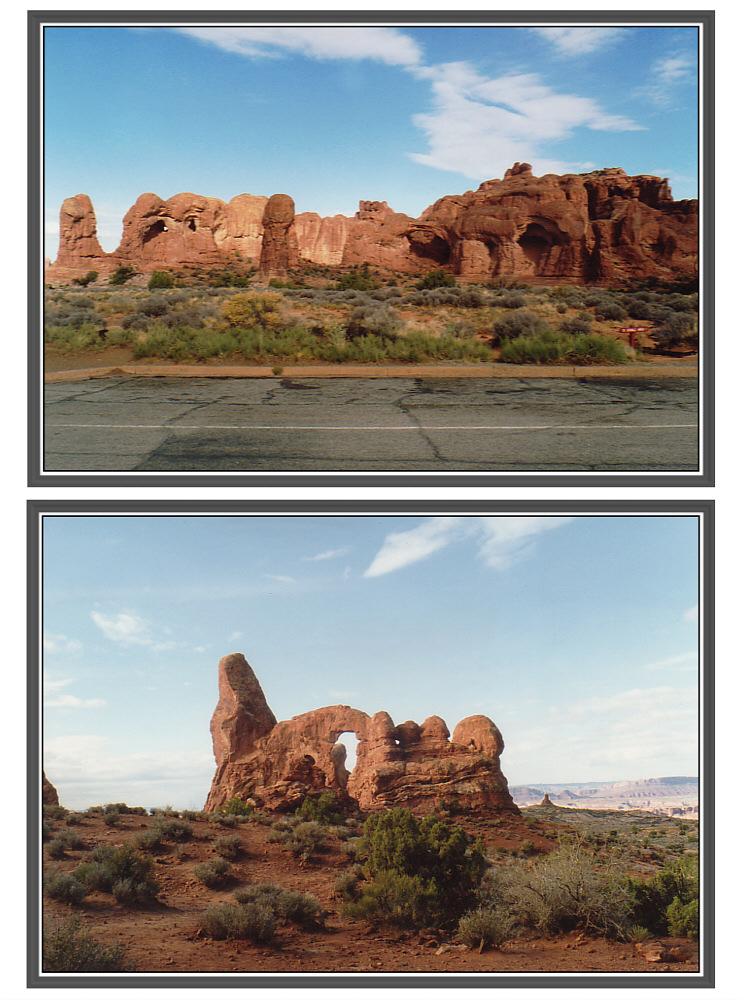 Arches-Nationalpark/ Moab