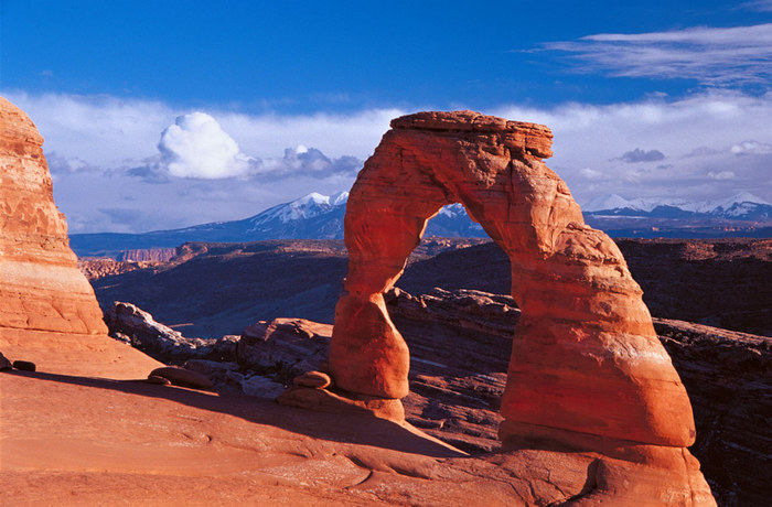 Arches NP 2002