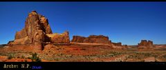 Arches N.P.  - Utah