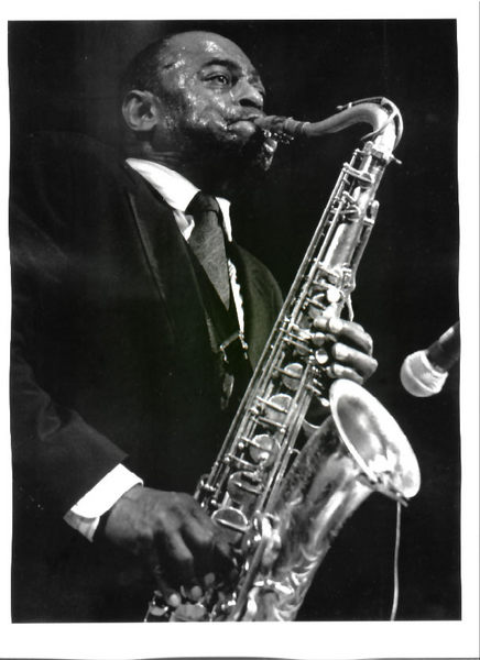 Archie Shepp in Willisau