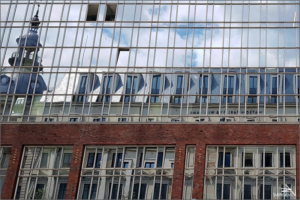 Architecture contrastée