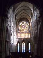 Architecture Gothique de la Cathédrale de St Malo