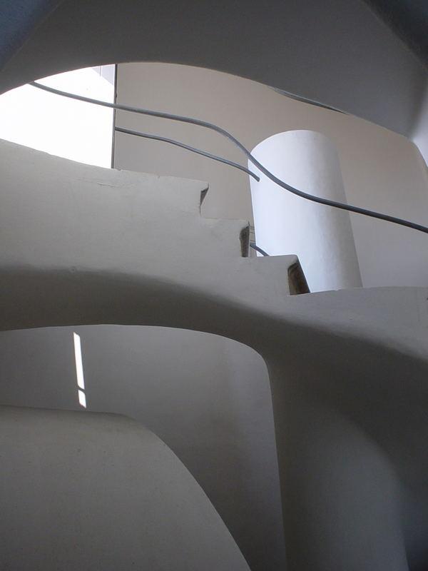 Architecture in (Barcelona)