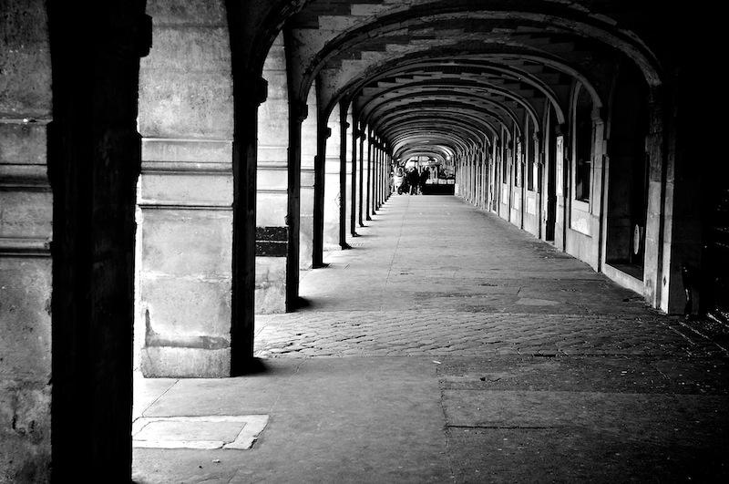 Architecture - Place des Vosges .