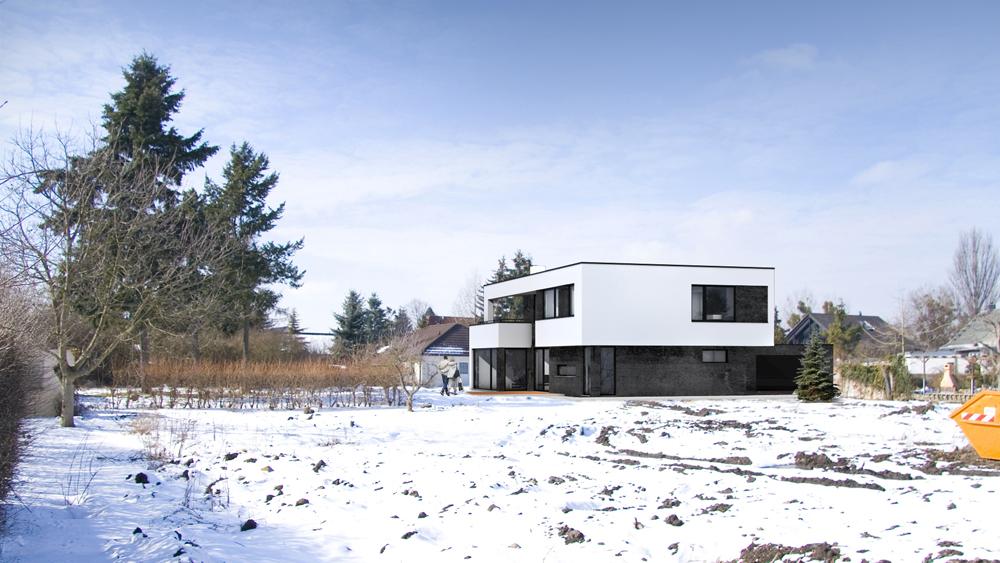 Architekt Magdeburg - Architektenhaus