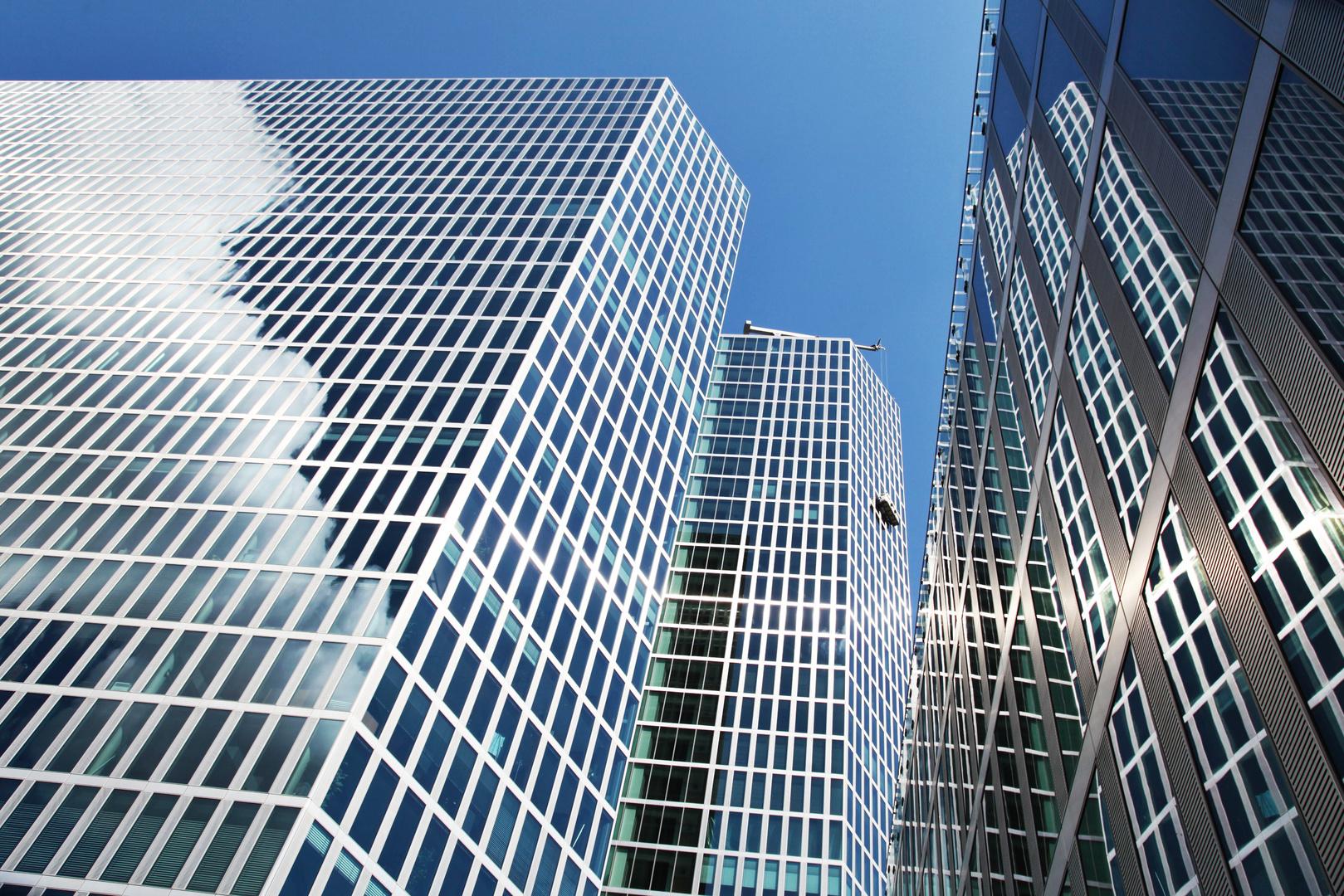 Architektonische Spiegelung
