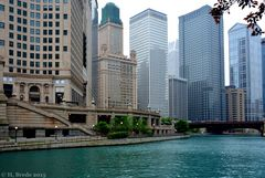 Architektonischer Wandel in Chicago