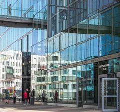 Architektonisches Highlight: DEUTSCHE MED in Rostock