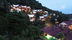 Architektur auf Ko Phi Phi