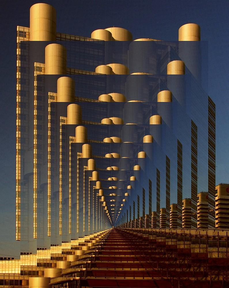 Architektur für das Universum