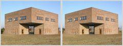 Architektur mit Durchblick