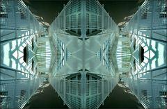 * Architektur von Richard Meier .... (mal anders)
