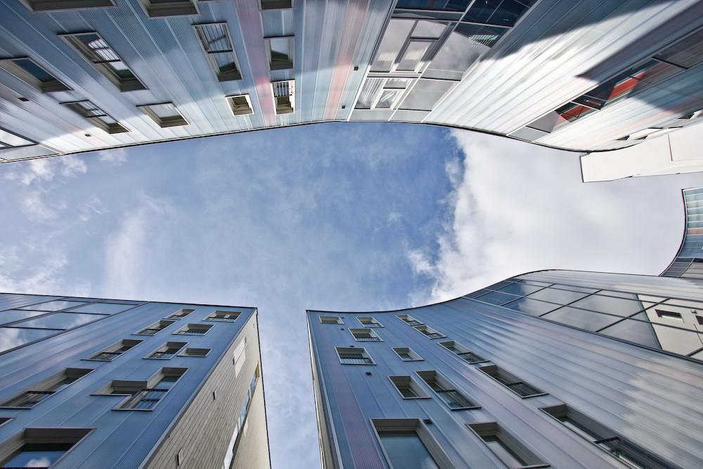 Architettura moderna foto immagini cartoline norvegia for Case architettura moderna