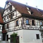 Archiv : Blaubeuren Fachwerkhaus  25.4.2012