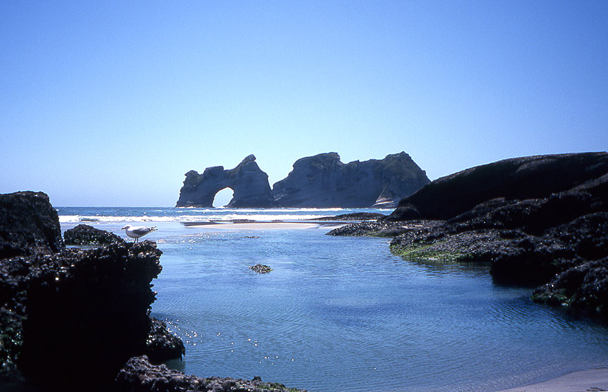 Archway Islands - Cape Farewell