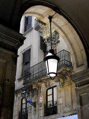 Arco del pasaje