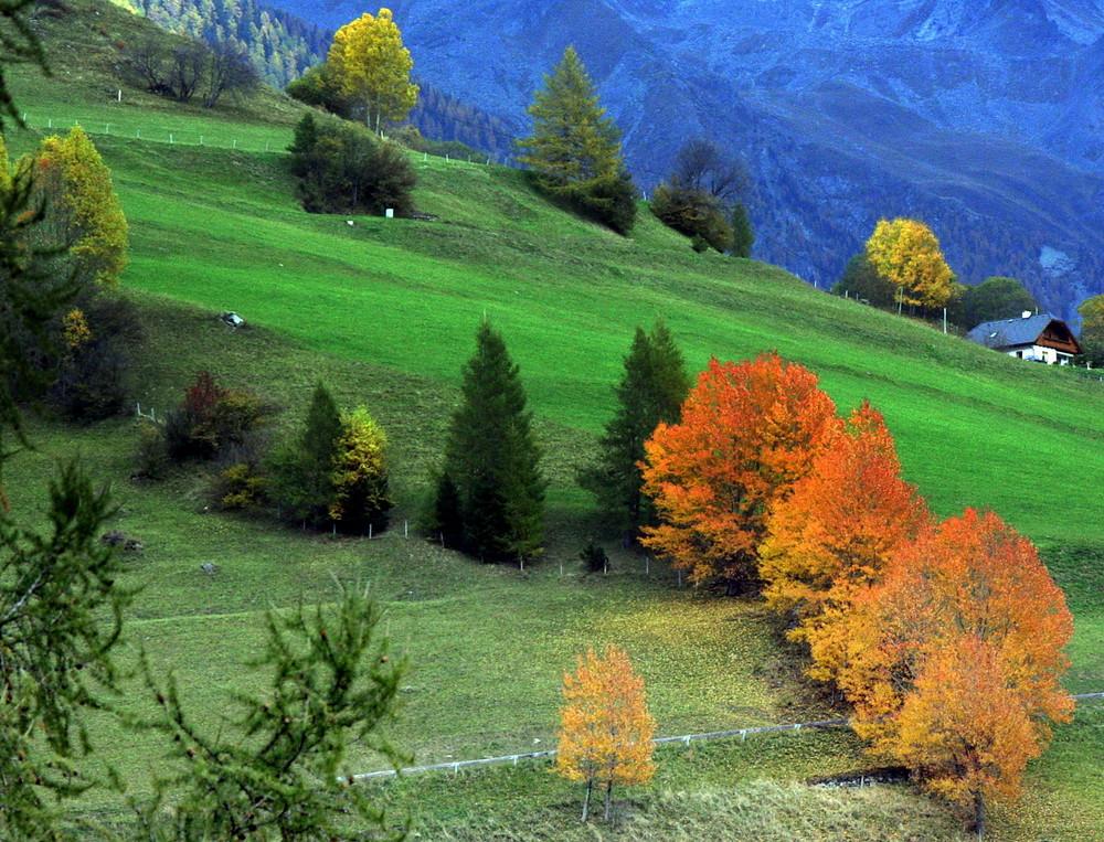 Arcobaleno in Austria