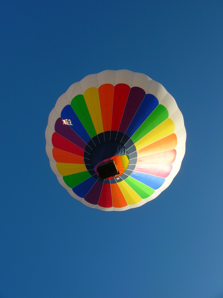 Arcobaleno volante
