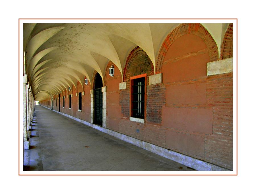 Arcos en Aranjuez