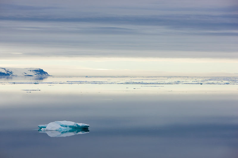 Arctic Ocean, Svalbard