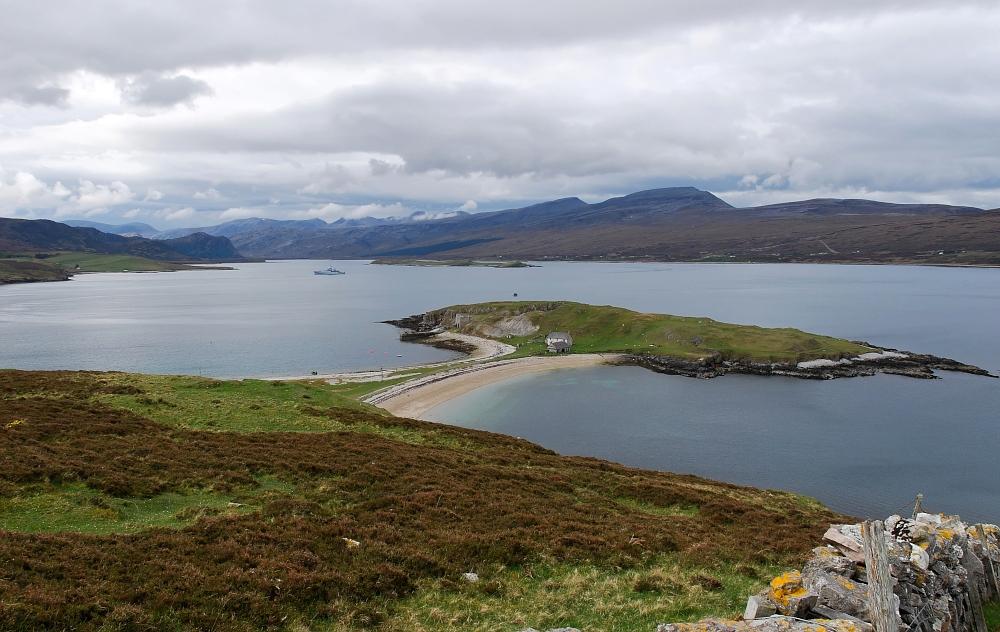 Ard Neackie / Loch Eribol