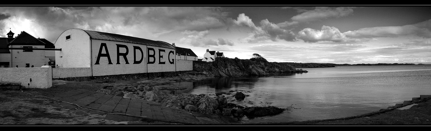 Ardbeg Distillery - Isle of Islay -