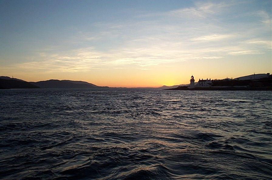 Ardgour sunset