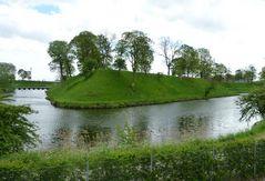 Areal der Zitadelle Kopenhagen