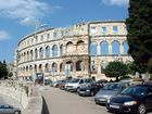 Arena Amphitheater in Pula