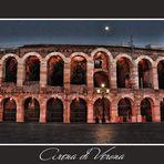 Arena di Verona im Mondschein