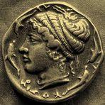 Aretusa da Siracusa - mit eigenem Gedicht