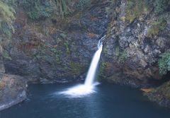 Argentinien Wasserfall