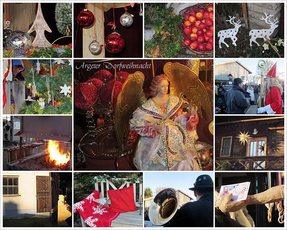 Argeter Dorfweihnacht