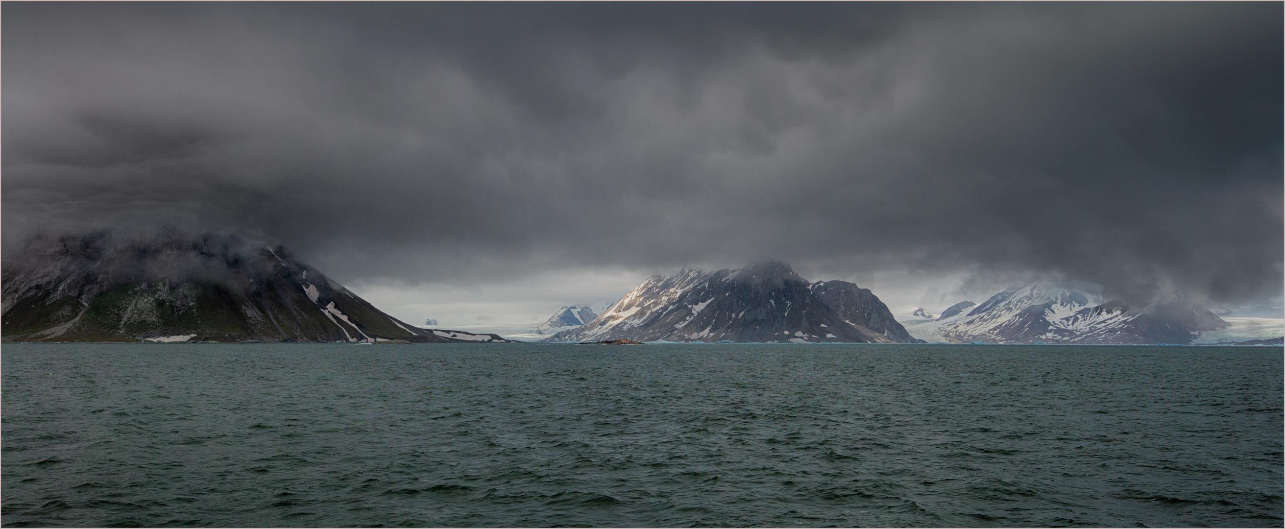Arktische Impression