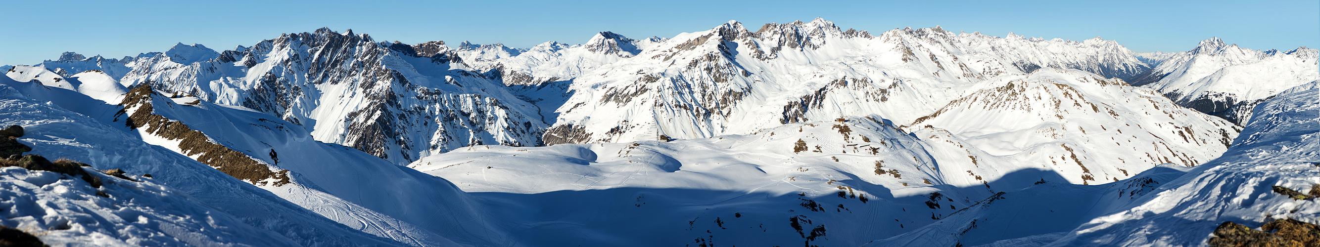 Arlberg Panorama