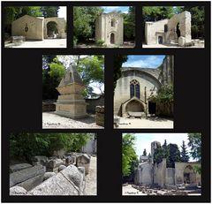 Arles - Alyscamps - eine antike Nekropole