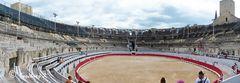Arles - Amphitheater - Innenansicht