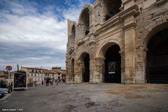 Arles, anfiteatro romano