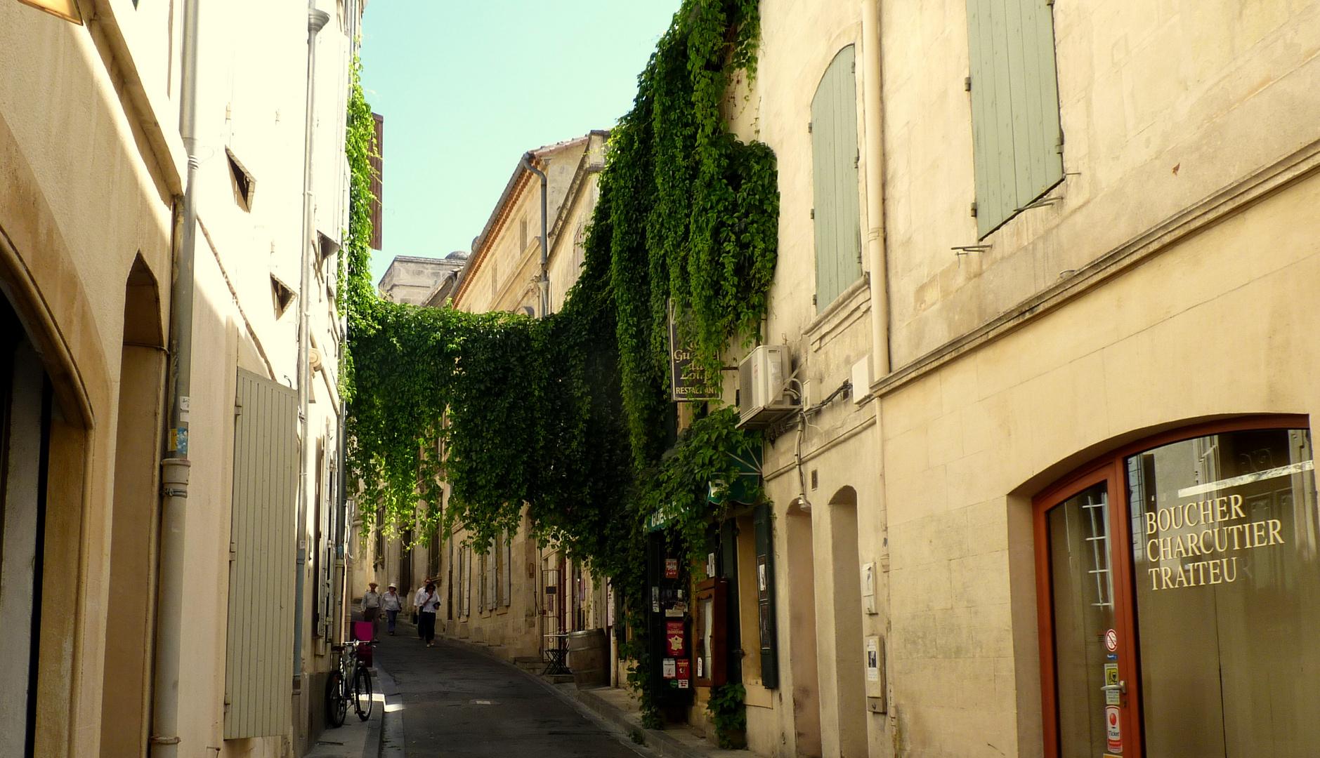 Arles en septembre / septiembre / im September...01a
