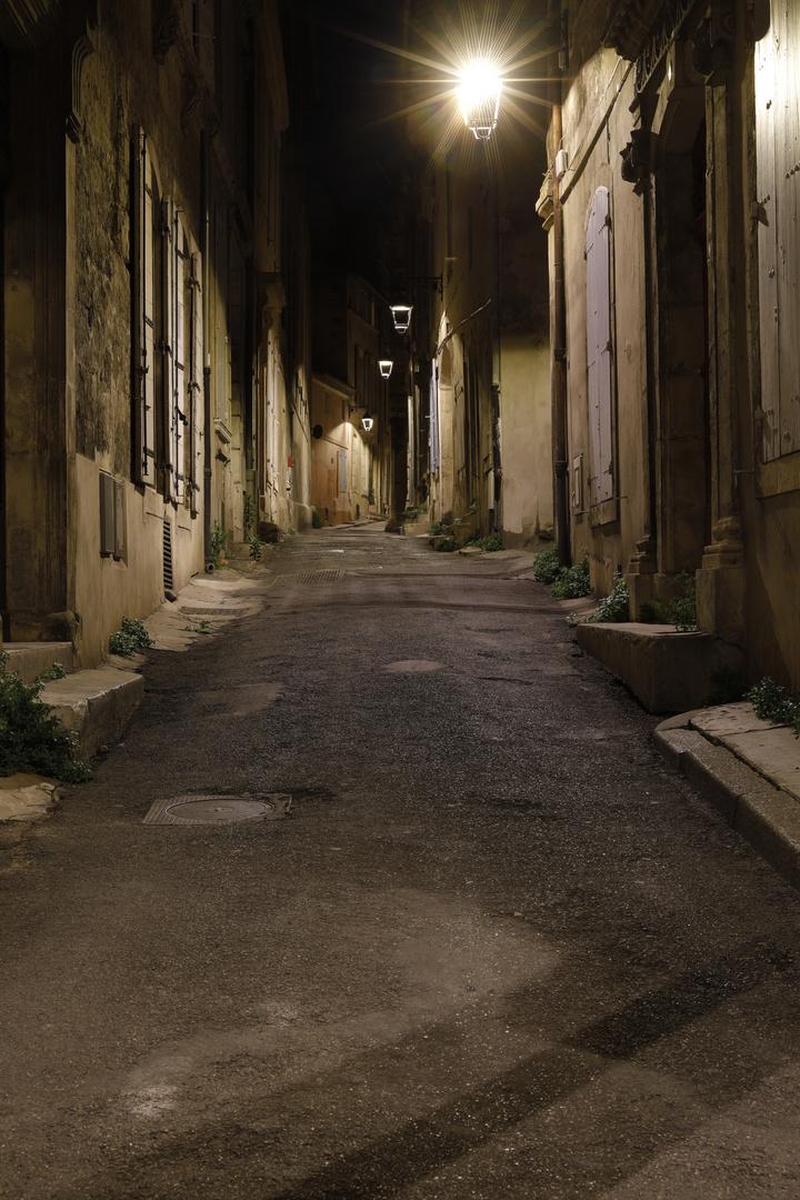 Arles Nacht