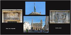 Arles - Platz der Republik