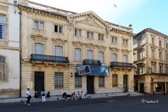 Arles - Platz der Republik - Museum