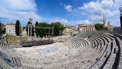 Arles Theater