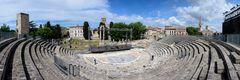 Arles Theater Panorama