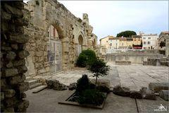 Arles - Théâtre antique